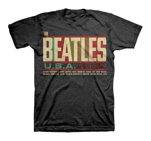The Beatles USA 1964 Camiseta