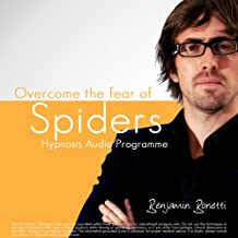 Overcome Your Fear of Spiders with Hypnosis