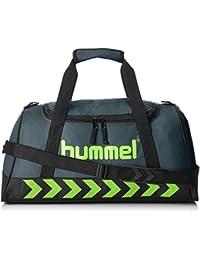 Hummel Jet M Sac Weekend Bag, Black, 48 x 40 x 20 cm