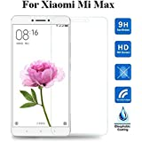 Xiaomi Mi Max Tempered Glass, Original Ziaon 2.5D 9H Pro+ Tempered Glass Clear Screen Protector with Oleophobic Coating for Xiaomi Mi Max