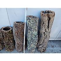 Korkröhre ca. 60 - 80 cm ,Korkrinde, Korkeiche, Terrarium