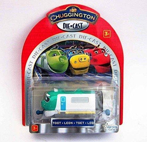 Imagen principal de Chuggington - Toot, tren de juguete (TOMY LC54026)