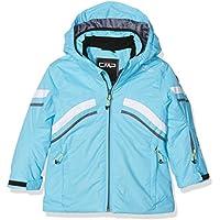 CMP - Chaqueta de esquí para niña, Otoño-invierno, niña, color Turkish, tamaño 176