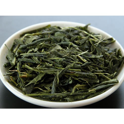 TOKYO MATCHA SELECTION TEA - [JAS orgánico certificado/Descafeinado] Takeo tea : Otoño japonés Bancha té verde 250g (8.81oz) Japón importó [Standard ship by SAL: NO Tracking & Insurance]