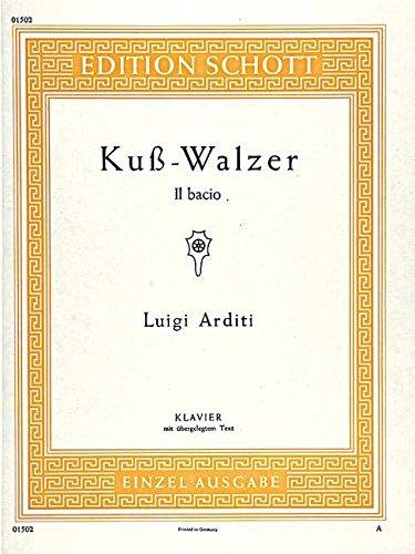Kuss Walzer Piano