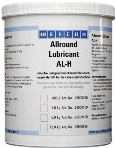 weicon-26500100-lubrificante-multiuso-al-h-1000-per-grasso-alimentare-1-kg
