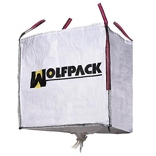 Wolfpack 2240605 Saco obra válvula 90 x 90 x 90 cm