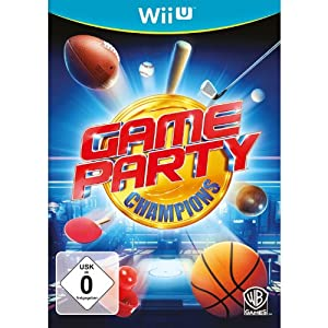 Game Party Champions – [Nintendo Wii U]