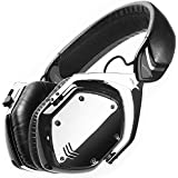 V-MODA Crossfade Wireless Casque Audio supra-auriculaire sans fil - Phantom Chrome