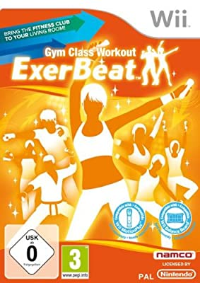Exerbeat Gym Class Workout (Wii) by Namco Bandai