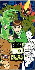 Ben10 Alien Force towel