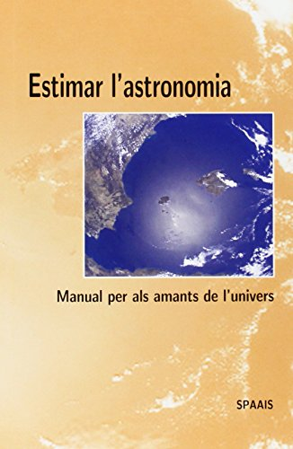Estimar l'astronomia por Manuel Almonacid