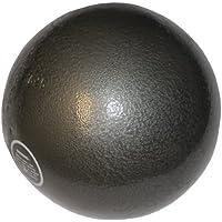poids d'athlétisme en fonte 7,26 kg - Dark Fog