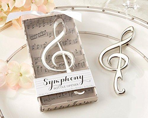 Disok-Apribottiglie a forma di Nota Musicale in scatola regalo