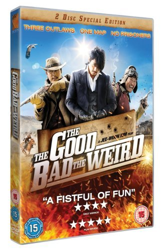 The Good, The Bad, The Weird [DVD] by Kang-ho Song
