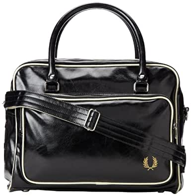 Fred Perry Classic Holdall Bag noir