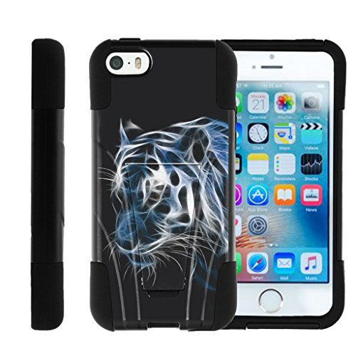 apipiphone 5semtah-Set (4), Blue White Tiger