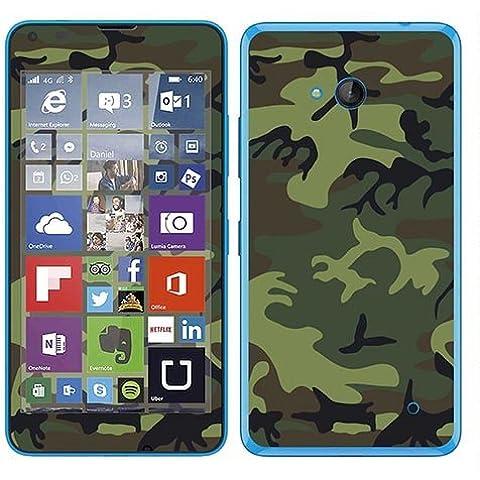 Royal adhesivo RS.116138autoadhesivo para Microsoft Lumia 640diseño ACU Camo