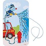 Haba 303231 Fädelspiel Feuerwehr-Einsatz
