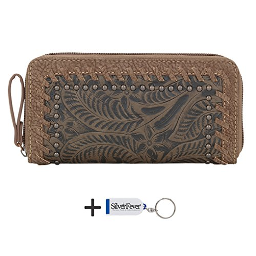banadana-from-american-west-ewomens-wallet-damen-damen-geldborse-braun-brown-trinity-trail-grosse-on