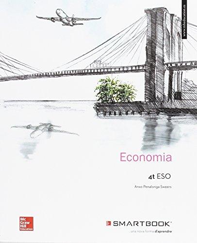 La+sb - economia 4 eso llibre alumne + smartbook catalu|a