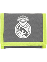 Safta Real Madrid Monedero, Color Gris