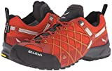 Salewa Herren Trekking- und Wanderhalbschuhe MS Wildfire S GTX, Rot (Indio/Nugget Gold), 42.5 EU (8.5 Herren UK)00-0000063453 -
