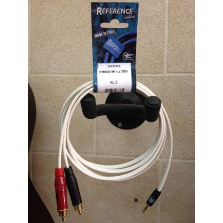Reference rtwinpad WH Kabel Audio Jack Stereo 3,5mm-2RCA 6,3mm 2MT Profi Wh-audio