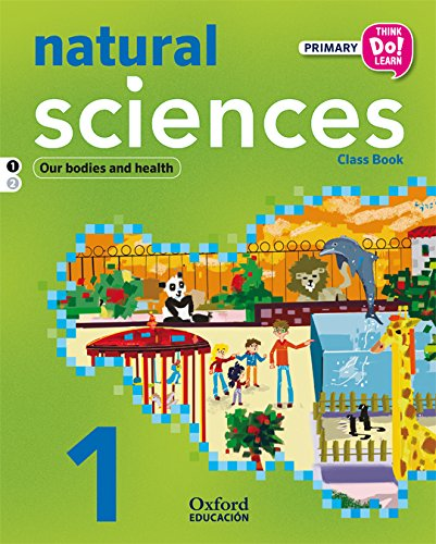 Pack Think Do Learn Natural And Social Science 1St Primary Student's Book + CD + Stories - 9788467389104 por Blanca Morote Fernández