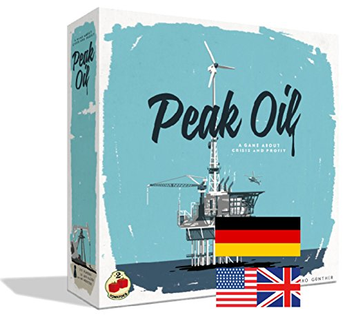 2 Tomatoes Games Peak Oil-German-English Version, Multicolor (8437016497104-0)