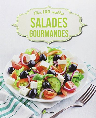SALADES GOURMANDES MES 100 RECETTES par Collectif