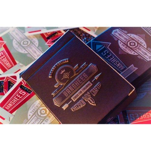 Mazzo di carte Banshees: Cards for Throwing (2nd ed.) - Mazzi Speciali - Carte da (Miscele Carte)