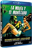 La mujer y el monstruo [Blu-ray]