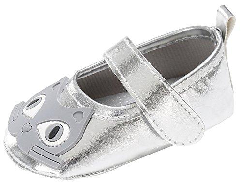 EOZY Sandales Chaussures Bébé Fille Enfant Premier Pas Chaussons Plat Casuel Princesse Été