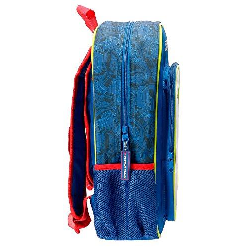 Imagen de disney 4062361 racing series  infantil, 40 cm, 19.2 litros, azul alternativa