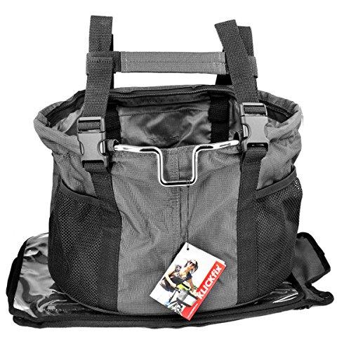 Rixen und Kaul - KLICKfix Doggy - Radtasche für Hunde