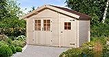 Weka Gartenhaus 253 Gr.1 420 x 260 cm