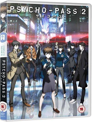 Psycho-Pass Season 2 [DVD] [UK Import]