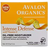 Best Moisturizers For Faces - Avalon Organic Botanicals, Oil-Free Moisturizer, Rejuvenating, Vitamin C Review