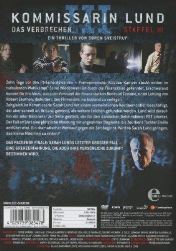 Kommissarin Lund: Das Verbrechen - Staffel III [5 DVDs]