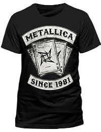 Metallica Herren T-Shirt Metallica - Dealer