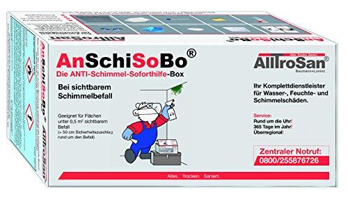 AnSchiSoBo - Anti-Schimmel-Soforthilfe-Box