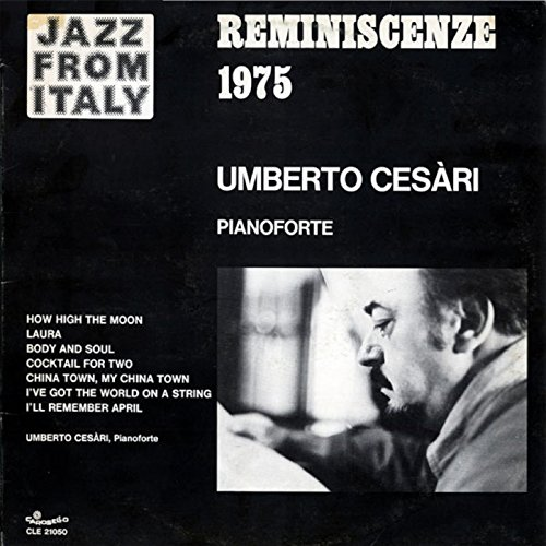 Jazz from Italy - Reminiscenze...