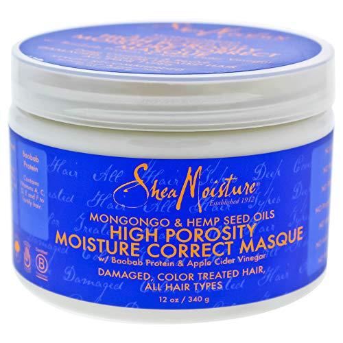 Shea Moisture Shea Moisture High Porosity Seal Masque, 12 Ounce