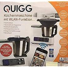 Suchergebnis auf Amazon.de für: quigg küchenmaschine