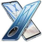 iBetter Coque pour Oneplus 7T, [Anti-Jaune][Anti-Slip][Résistant aux Rayures] Housse Etui, Soft Premium TPU Coque, pour Oneplus 7T Smartphone.Transparent