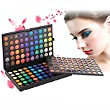 FDBF 180 Color Mineral Color Eye Shadow Powder Makeup Eyeshadow Palette Neutral
