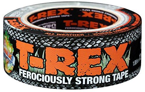 T-Rex Tape 821-47 Gewebeband – Extrem starkes Panzertape – Wasserdichtes Reparaturband für innen & außen – Klebeband zum Reparieren & Befestigen – 48mm x 10,90m