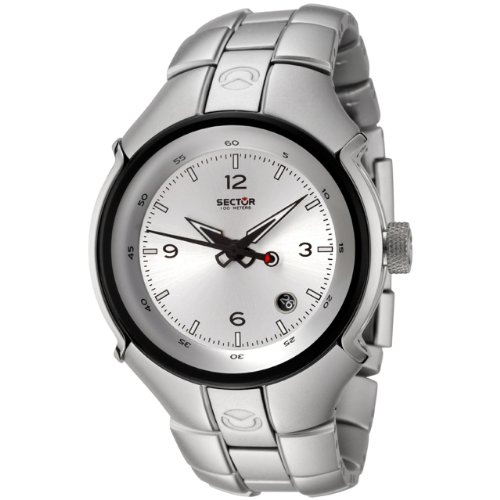 Sector 195 Series Men's Watch Analogue Quartz with Aluminum Bracelet - R3253195115
