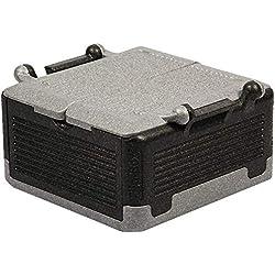 Klapp Kühlbox-Flip Box Passiv Warmhaltebox Transportbox Lebensmittelbox 25 Liter 42x42x24 cm